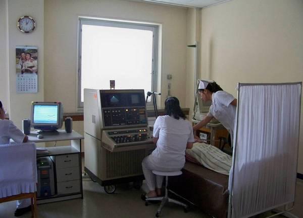 Процесс обследования поджелудки