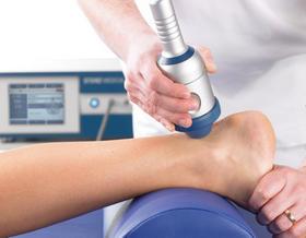 Ультразвуковое исследование связок голеностопа