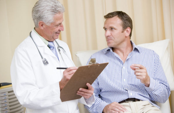 Видео фото больница обследование мужских половых органов