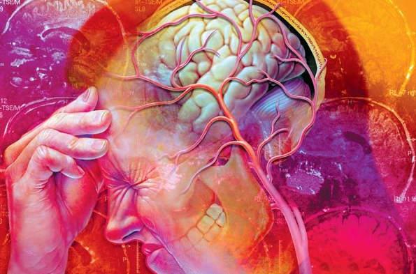 Исследование ультразвуком мозга человека