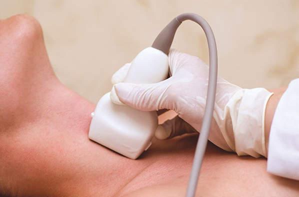 Как делают Ультразвуковое обследование щитовидной железы