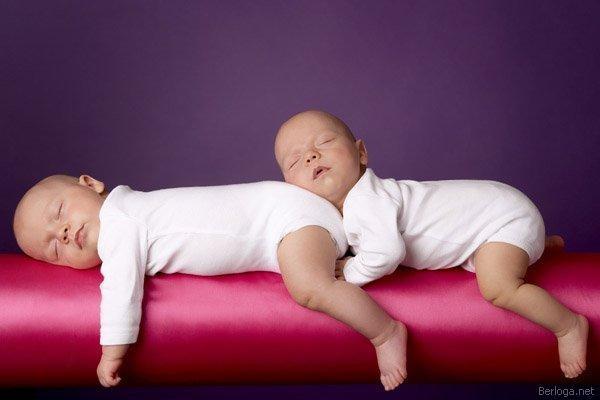 Дети устали за день